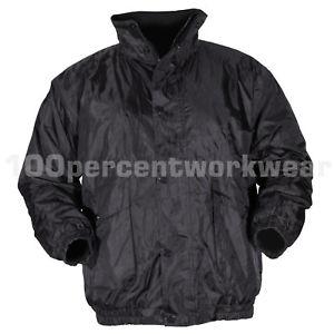 【送料無料】キャンプ用品 サイズワークメンズブラックジャケットコートフード