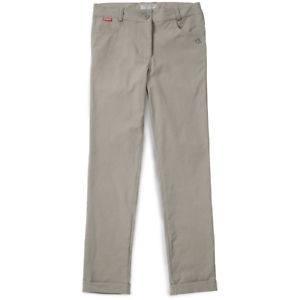 【送料無料】キャンプ用品 トラベルパンツウォーキングcraghoppers girls nosilife callie travel walking trousers