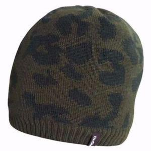 【送料無料】キャンプ用品 カムフラージュdexshell waterproof camouflage beanie hat