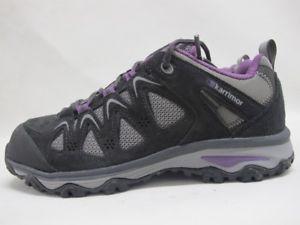 【送料無料】キャンプ用品 ウォーキングハイキングパープルレディースwomens karrimor heidi wt walking hiking charcoal purple ladies weathertite shoes