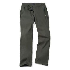 【送料無料】キャンプ用品 キウイズボンストレッチメインカラーミッドカーキwomens craghoppers kiwi pro stretch trousers, main colour mid khaki