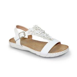 【送料無料】キャンプ用品 レディースフラワーサンダルウォーキングシューズlunar ladies womens temple flower sandal summer walking shoe jly064wt