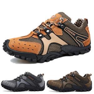 【送料無料】キャンプ用品 メンズスポーツブーツハイキングシューズハイキングシューズトレーナークライミングmens sports climbing boots hiking shoes breathable hiking running shoes trainers
