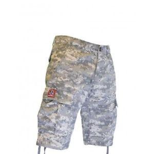 【送料無料】キャンプ用品 アーミープリントカーゴパンツサイズmolecule army print cargo shorts size m 3235