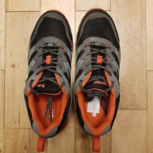 【送料無料】キャンプ用品 サイズhitech vlite sphike men waterproof shoes, size 7