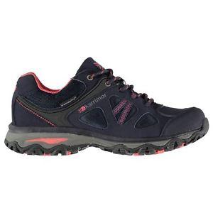 【送料無料】キャンプ用品 レディースウォーキングシューズkarrimor evelyn ladies water repellent walking shoes