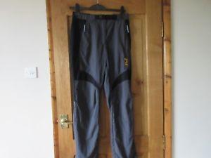 【送料無料】キャンプ用品 レディーステックスハイキングズボンサイズブラックグレー