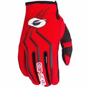 【送料無料】キャンプ用品 オニールエレメントグローブレッドoneal element glove red large