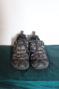 【送料無料】キャンプ用品 ウォーキングシューズサイズmerrel walking shoes size 6used but in good condition