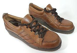 【送料無料】キャンプ用品 イタリアウォーキングシューズハイキングlomer italian made brown leather hiking walking shoes uk 5 eu 38 hardly worn