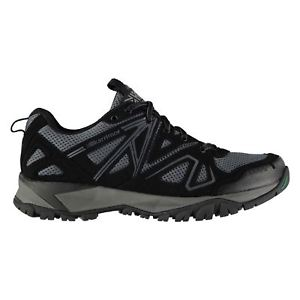 【送料無料】キャンプ用品 サージウォーキングシューズメンズkarrimor surge walking shoes mens gents non water repellent laces fastened