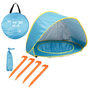 【送料無料】キャンプ用品 テントプールuvサンsafe infant beach tent pop up waterproof shading pool uv protection sun shelter