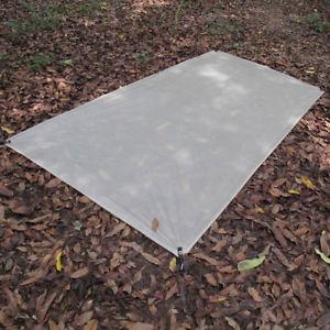 【送料無料】キャンプ用品 2テントグラウンドシートマットultralight waterproof camping 2 person tent tarp footprint ground sheet mat