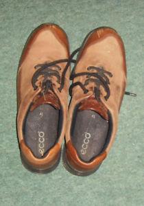【送料無料】キャンプ用品 エコーレディースシューズウォーキングサイズブラウンecho ladies walking shoes, goretex, size 7, brown