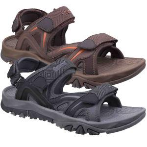 【送料無料】キャンプ用品 コッツウォルドタッチカジュアルサンダルウォーキングcotswold mens cutsdean touch fastening everyday casual walking sandals