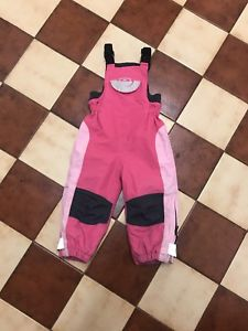 【送料無料】キャンプ用品 spotty otter girls waterproof dungarees age 12