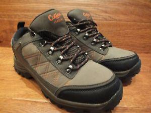 【送料無料】キャンプ用品 コットントレーダースウォーキングハイキングシューズcotton traders waterproof walking hiking shoes uk 8 eu 42