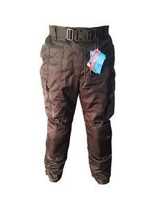 【送料無料】キャンプ用品 キルトライニングウォームメンズバイクオートバイハイキングズボン