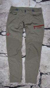 【送料無料】キャンプ用品 レディハイキングズボンサイズnorrona _ bitihorn lady _ light weight hibrid _ hiking trousers size l