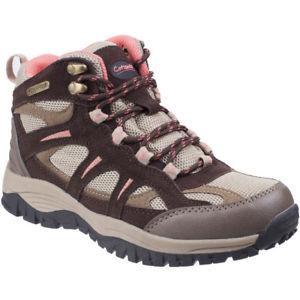 【送料無料】キャンプ用品 コッツウォルドレディースレディースブーツcotswold womensladies stowell ligthweight breathable boots