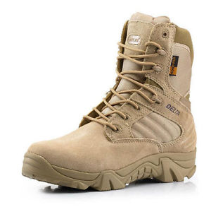 【送料無料】キャンプ用品 デルタブーツハイキングシューズdelta 511 military tactical ankle boots cordura desert combat army hiking shoes