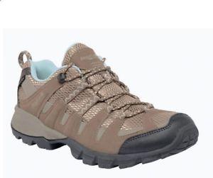 【送料無料】キャンプ用品 レガッタレディレディースハイキングシューズブラウンregatta lady garsdale low womens waterproof breathable hiking shoe brown 4