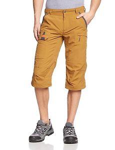 【送料無料】キャンプ用品 ドライメンズパンツズボンサイズwa ambiez dry m mens trousers 3 4 length trousers size eu 50l