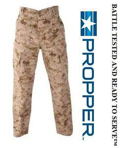 【送料無料】キャンプ用品 デジタルズボンus propper marpat army desert digital usmc acu combat battle rip trousers xlr