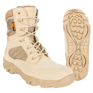 【送料無料】キャンプ用品 タンスエードデザートブーツエコーtan suede tactical desert boots echo military special forces army sas combat