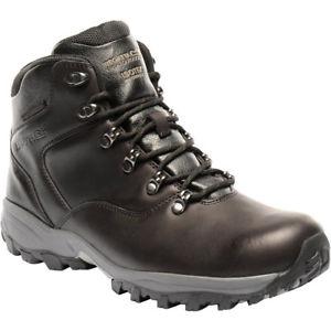 【送料無料】キャンプ用品 レガッタメンズスムースレザーウォーキングブーツregatta mens bainsford waterproof smooth leather walking boots