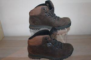【送料無料】キャンプ用品 ウォーキングブーツゴアテックスbrasher hillmaster ii gtx walking boots uk 5 goretex brown leather june18