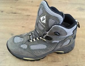 【送料無料】キャンプ用品 ブリーズミッドハイキングブーツグレーサイズwomensvasque breeze 20 mid gtx hiking boot grey size 6, excellent condition