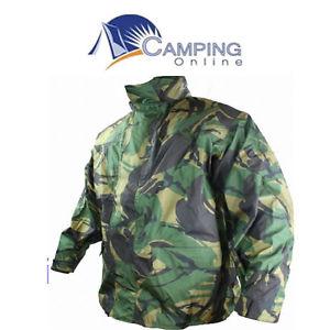 【送料無料】キャンプ用品 ハイランダーカムフラージュサイズパッドジャケット