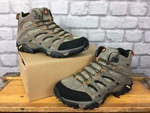 【送料無料】キャンプ用品 レディースユーロクルミオレンジウォーキングブーツ¥merrell ladies uk 7 eur 41 walnut orange moab gtx xcr mid walking boots rrp 125