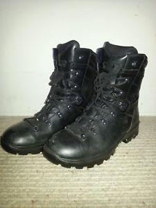 【送料無料】キャンプ用品 ヤードブーツハイキングレザーyds thor combat boots assault hiking special goretex gtx leather uk 10 44