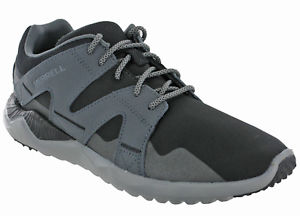 【送料無料】キャンプ用品 レーストレーナーネオプレンメンズウォーキングシューズmerrell 1six8 lace lightweight trainers neoprene mens breathable walking shoes
