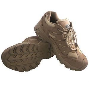 【送料無料】キャンプ用品 ハイキングウォーキングシューズトレーナーコヨーテサイズmiltec squad 25 military army hiking walking shoes trainers coyote all sizes