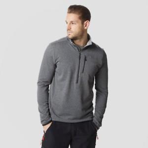 【送料無料】キャンプ用品 マーモットメンズトップグレーmarmot preon 12 zip fleeced men's top grey