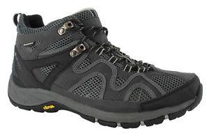 【送料無料】キャンプ用品 メンズトルネードミッドトレッキングブーツ listinghitec men's tornado mid trekking boots uk 13