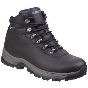 【送料無料】キャンプ用品 メンズウォーキングブーツhitec mens eurotrek lite waterproof walking boots fs5307