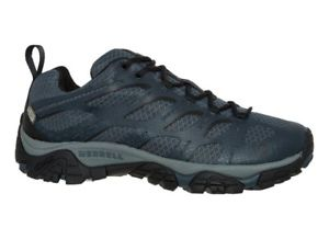 【送料無料】キャンプ用品 エッジサイズサイズmerrell moab edge waterproof size 12 to 125 uk mens amp; size gauged j36799
