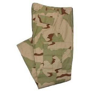 【送料無料】キャンプ用品 ズボンズボンus army dcu 3 colour desert combat bdu pants trousers 3xlarge regular xxxl