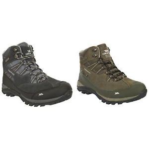 【送料無料】キャンプ用品 メンズバークレートレスパスウォーキングブーツtrespass mens barkley waterproof lace up walking boots tp3201