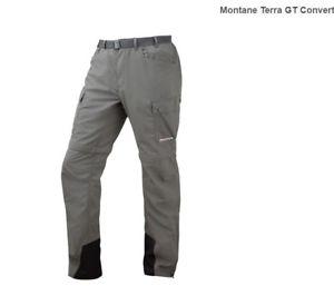 【送料無料】キャンプ用品 パンツショートパンツハイキングサイズmontane terra gt convert trousers shorts hiking mountaineering size xxl regular