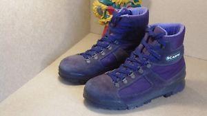 【送料無料】キャンプ用品 ハイキングブーツサイズwomens purple scarpa hiking boots size 38 uk 5