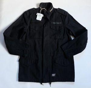 【送料無料】キャンプ用品 ジャケットミッションジャケットブラックサイズ