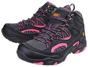 【送料無料】キャンプ用品 コッツウォルドレディースハイキングブーツcotswold aggshill mid womens hiking boots uk37