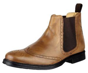 【送料無料】キャンプ用品 コッツウォルドブーツメンズスリップcotswold mens nettleton slip on boots