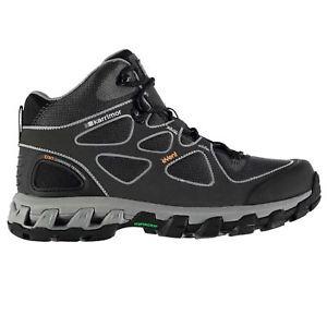 【送料無料】キャンプ用品 メンズクーガーハイキングブーツスポーツレースアップkarrimor mens ksb cougar walking hiking boots sport lace up shoes waterproof