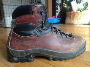 【送料無料】キャンプ用品 ハイキングサイズユーロブーツウォーキングscarpa womens walking hiking boots leather size euro 40 uk 7